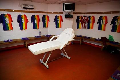 Футболист клуба АПЛ признался в нетрадиционной сексуальной ориентации