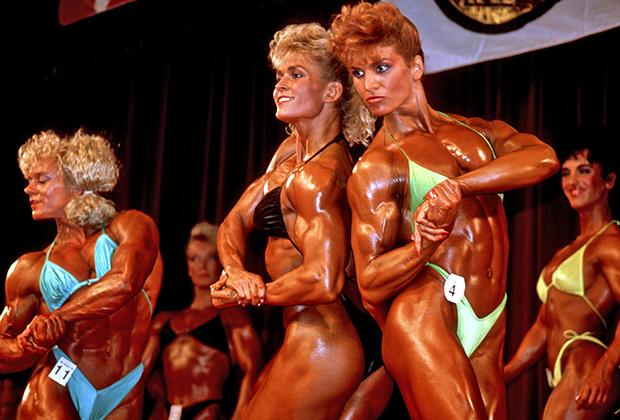 Конкурс бодибилдерок «Мисс Олимпия», 1988 год