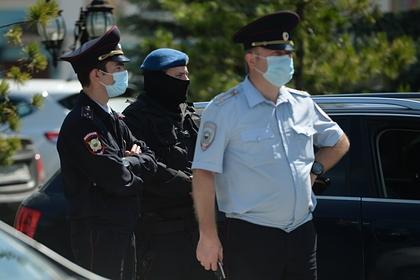 В отделении банка в Петербурге произошла стрельба
