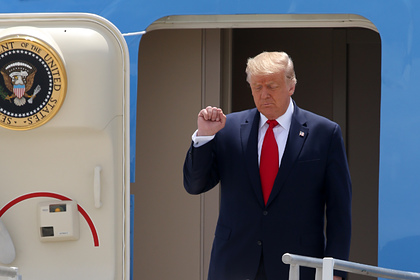 Трампа обвинили в исторической коррупции