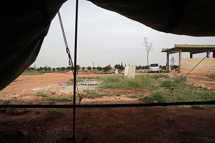 В Сирии отбили нападение двух отрядов террористов
