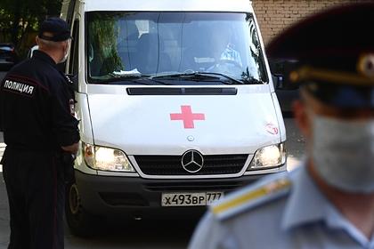 Автобус с пассажирами попал в смертельное ДТП в Москве