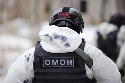 Сотрудника ОМОН задержали с крупной партией наркотиков