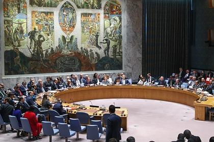 Совбез ООН с пятой попытки принял резолюцию по Сирии