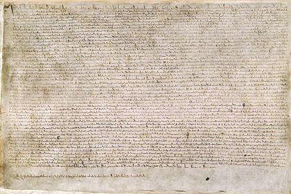 Пытавшему украсть Великую хартию вольностей британцу дали четыре года тюрьмы