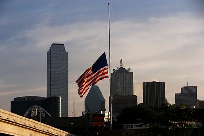 В США застрелили двух полицейских