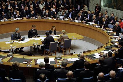 Отказ России поддержать резолюцию по Сирии объяснили
