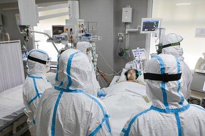 В России выявили 6615 новых случаев заражения коронавирусом