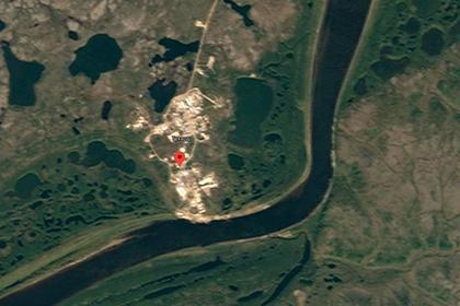 На Таймыре в землю вылилось восемь тонн авиакеросина