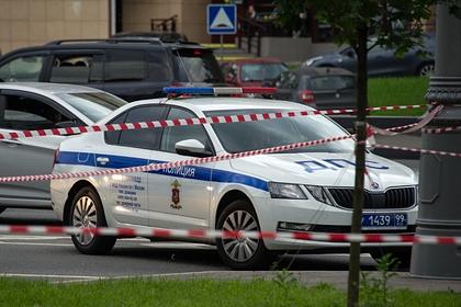 Таксист устроил стрельбу на МКАД