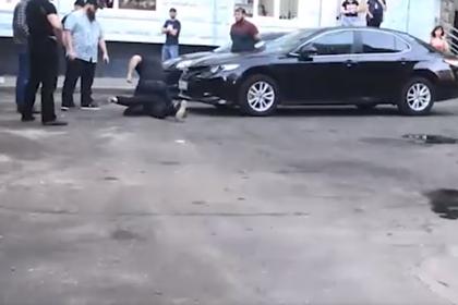 В Москве компания чеченцев избила кричавшего «Да, я русский!» мужчину
