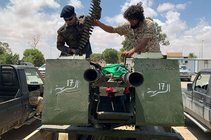 Турция рассказала об условиях прекращения войны в Ливии