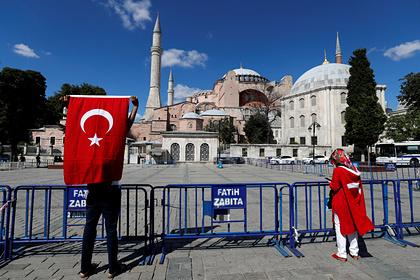 Германия призвала отказать Турции во вступлении в ЕС из-за собора Святой Софии