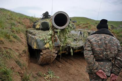 Азербайджан обвинил Армению в обстреле мирного села из минометов