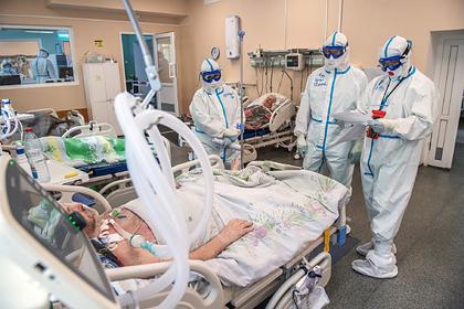 В России выявили 6537 новых случаев заражения коронавирусом