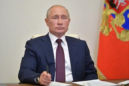 Путин сравнил смертность пациентов с коронавирусом в России с другими странами