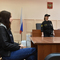 Обвиняемая Мария Хачатурян во время заседания суда