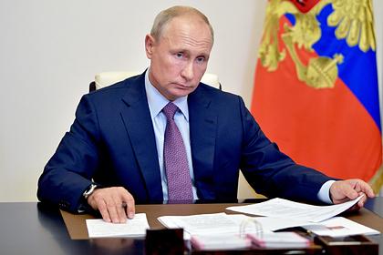 Путин объявил о предотвращении катастрофы на рынке труда