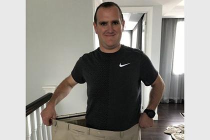 Любитель сладкого сбросил 91 килограмм и поделился секретом похудения