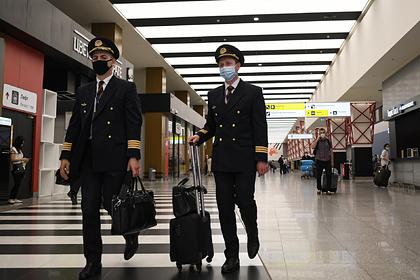 Назван объем сокращения авиаперевозок в России