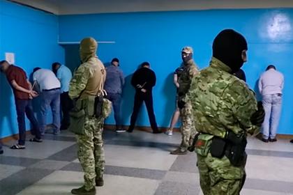 Операция спецназа против главного вора в законе Белоруссии попала на видео