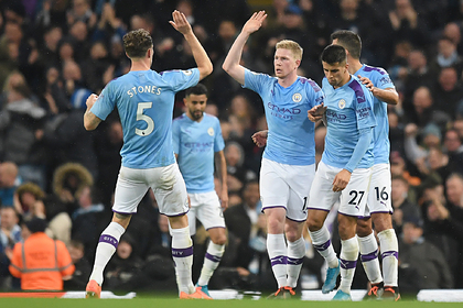 «Манчестер Сити» допустили до еврокубков