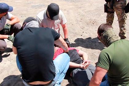 Спецоперация ФСБ против террористов в Ростовской области попала на видео