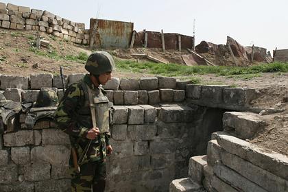 Россия отреагировала на конфликт Армении и Азербайджана