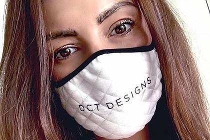 Женщина принялась шить защитные маски по ночам и разбогатела за месяц