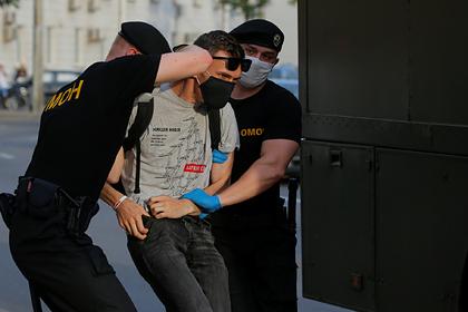 В Белоруссии с начала президентской гонки задержали свыше 700 оппозиционеров