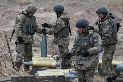 Украина проведет учения по эстонской модели у границы со «страной-агрессором»