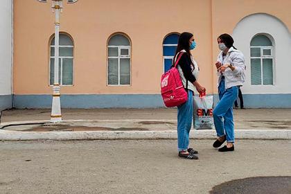 В запретившей слово «коронавирус» Туркмении ввели масочный режим