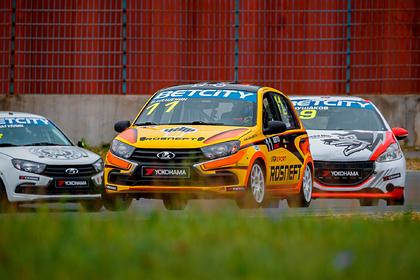 LADA Sport ROSNEFT успешно начала гоночный сезон в российских кольцевых гонках