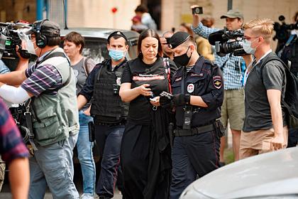 Более сотни журналистов подписали письмо с требованием освободить Сафронова