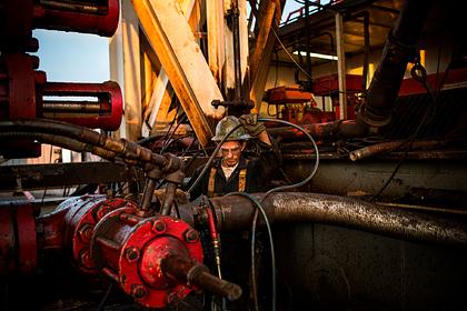 В США заявили о пройденном пике нефтедобычи