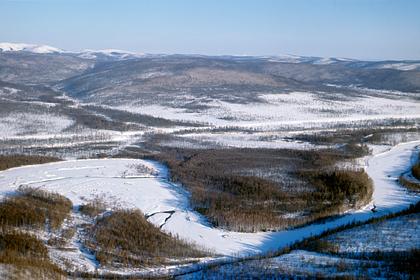 Таяние вечной мерзлоты в Якутии назвали серьезной экологической проблемой