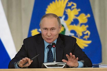 Путин упростил получение гражданства для иностранцев с трудоспособными детьми