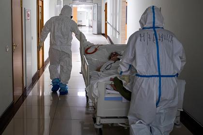 В России выявили 6248 новых случаев заражения коронавирусом