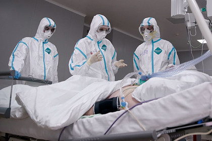 Российские ученые назвали коронавирус болезнью городов