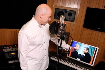 Гордон посвятил Соловьеву песню и обматерил его