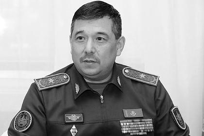 В Казахстане боровшийся с пандемией коронавируса чиновник умер от коронавируса