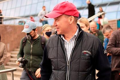 Цепкало отказали в регистрации кандидатом в президенты Белоруссии