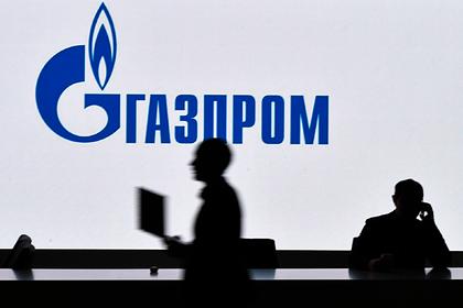 «Газпром» получил рекордный убыток