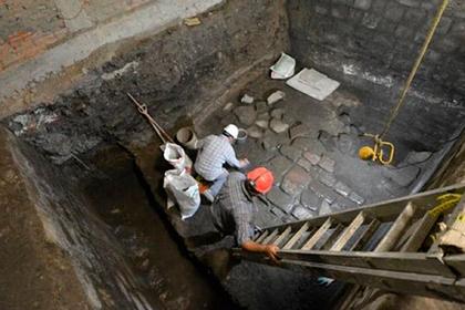 Обнаружен затерянный дворец древней цивилизации