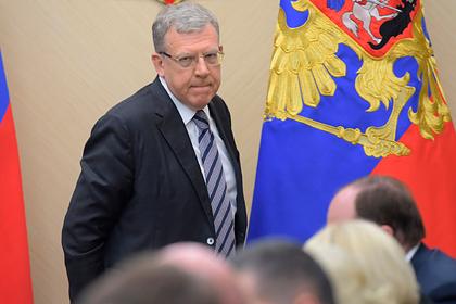 В Кремле одернули Кудрина за слова о повышении налогов