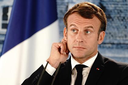 Президент Франции увидел признаки возвращения коронавируса