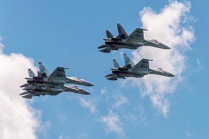 Россия перехватила разведчики НАТО около своих границ