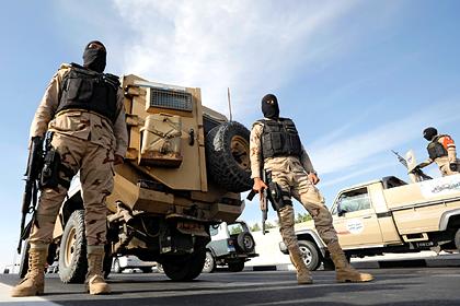 В действиях Египта увидели подготовку к вторжению в соседнюю страну