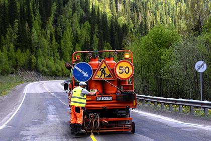 Власти пообещали ускорить ремонт российских дорог