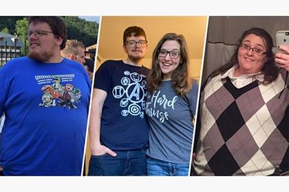 Женщина сбросила 153 килограмма и дала советы худеющим